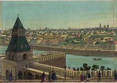 530 лет назад, в 1485 году, на Москве-реке заложена старейшая из башен Московского Кремля - Тайницкая